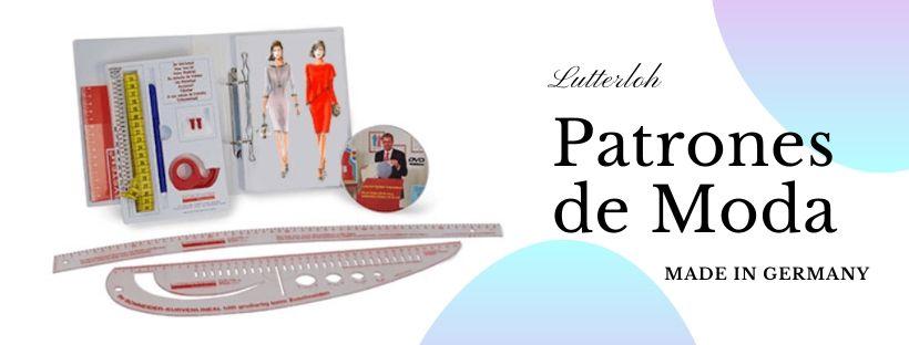 El Corte de Oro Internacional, Lutterloh System, Patrones de moda ...